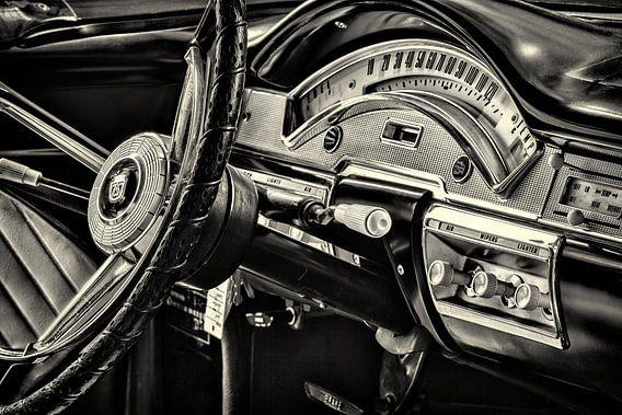 De oude Ford van Martin Bergsma