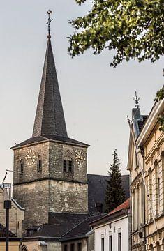 St Nicolaaskerk Valkenburg Zuidlimburg Nederland von Evelien Heuts-Flachs