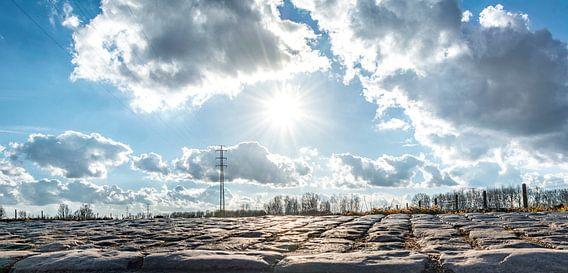 Panorama landschap van Niels Hemmeryckx