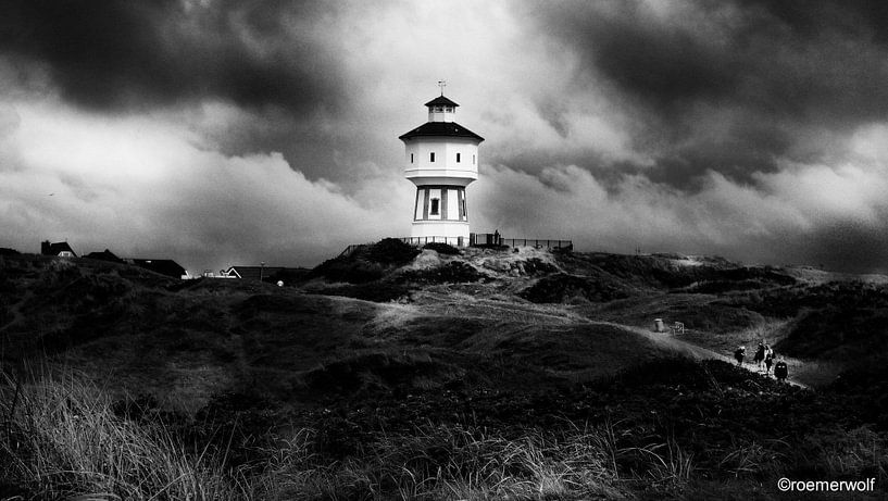 lighthouse langeoog van Harry Roemeling