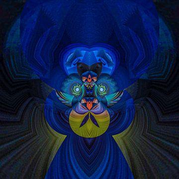 Fantasierijke abstracte twirlillustratie 131/1 van PICTURES MAKE MOMENTS