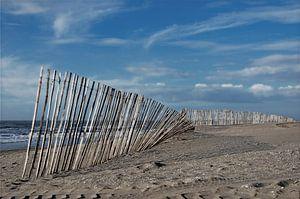 Strand Noordwijk van Hans Vink