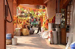 Bapu Bazaar Jaipur van