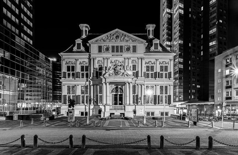 Het Schielandshuis in Rotterdam van MS Fotografie | Marc van der Stelt