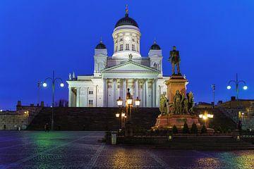 L'église du Dôme à Helsinki sur Roy Poots