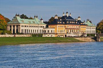 Schloss Pillnitz, Dresden von Gunter Kirsch