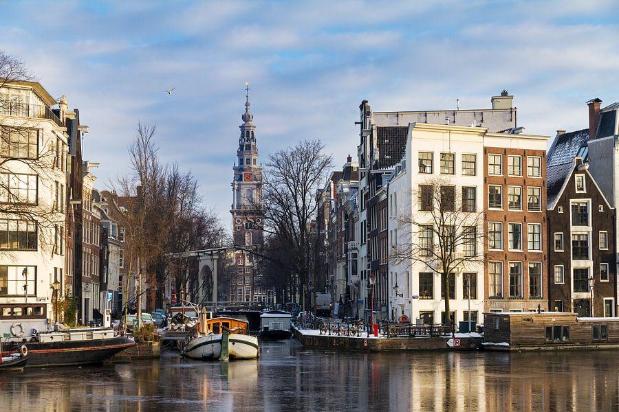 Groenburgwal Amsterdam van Dennis van de Water