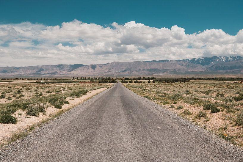 Marokko landschap 2 sur Andy Troy