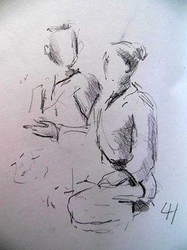 Ana en Patrick van Lucia Hoogervorst