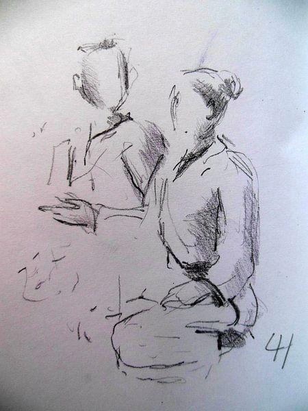 Ana en Patrick von Lucia Hoogervorst