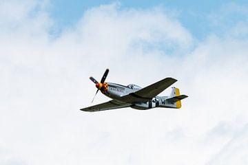 North American Aviation P-51 Mustang van Wim Stolwerk