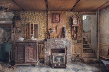 Urbex - Huiskamer van Angelique Brunas