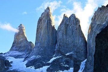 Torres del Paine, Chili von Carl van Miert