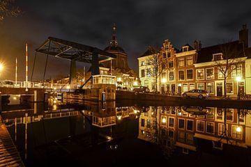 Oude Vest Leiden van Dirk van Egmond