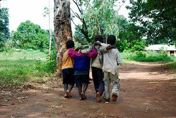 Verbroedering in Malawi sur Paul Riedstra