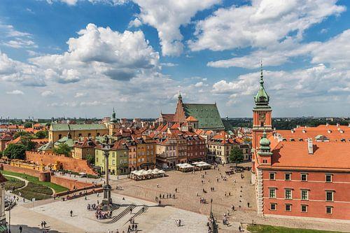 Warsaw, Poland van