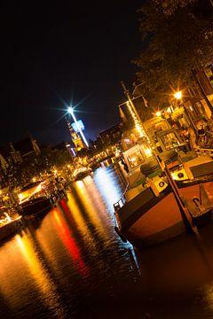 Lichtjesavond in Alkmaar 2017 van Elmar Marijn Roeper