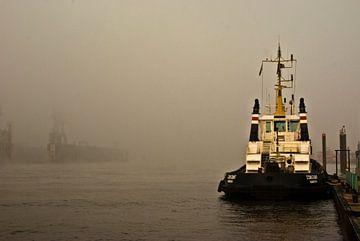 Remorqueur (bateau de travail) sur Norbert Sülzner