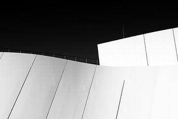 white wall von Bernd Hoyen