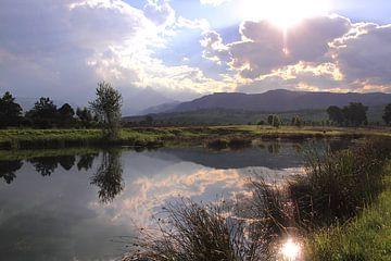 Südafrikanische Landschaft von Bobsphotography