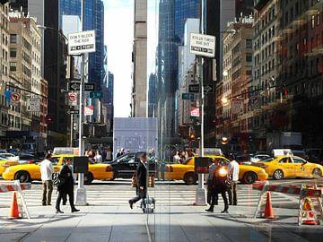 Fata morgana in New York van