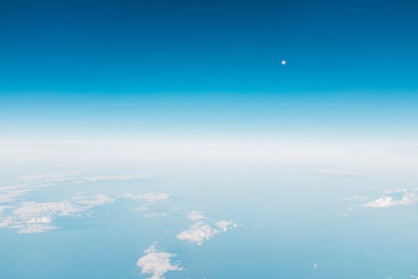Blauwe hemel van Mark Verlijsdonk