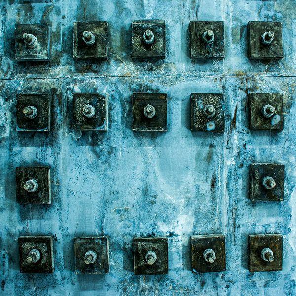 Industrieel patroon van Ton de Koning