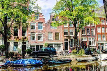 Nummer 102 Egelantiersgracht 54 Huis sur Hendrik-Jan Kornelis