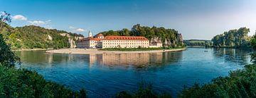 Panorama Kloster Weltenburg II von Alexander Dorn