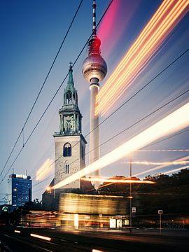Berlin – Karl-Liebknecht-Strasse sur Alexander Voss