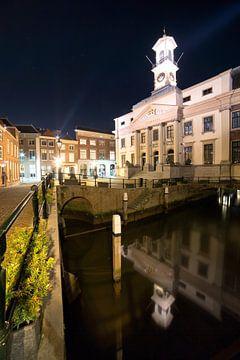 Townhall Dordrecht sur Christian Vermeer