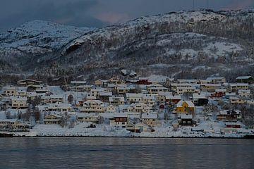 Hütten Skjervoy von Merijn Loch