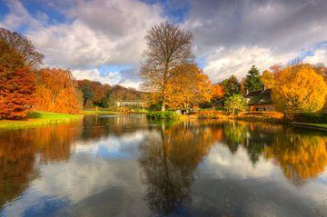 Herfst in Park Rosendael sur Rob Kints