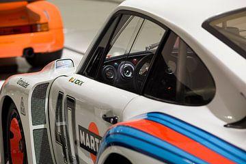 Porsche 911 Jacky Ickx van Rob Boon