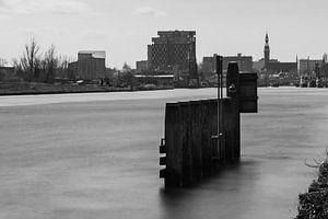 Stadtbild Groningen von Martijn Kramer