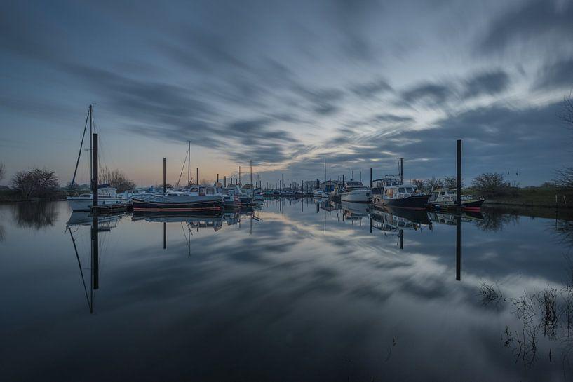Jachthaven van Moetwil en van Dijk - Fotografie