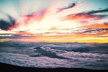 Schöne Aussicht mit Sonne von YesItsRobin