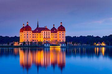 Schloss Moritzburg von Adelheid Smitt