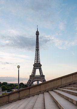 Paris, Tour Eiffel, France sur Lorena Cirstea