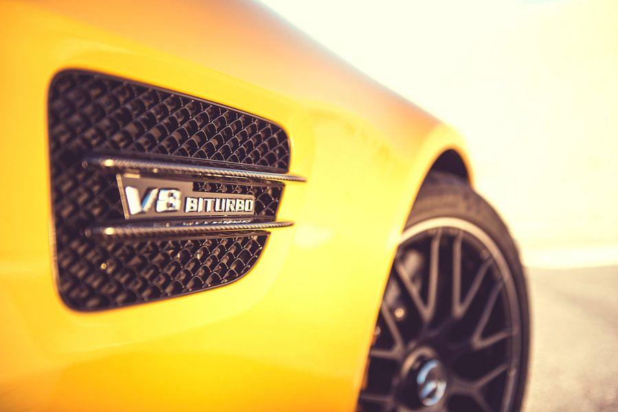V8 van Sytse Dijkstra