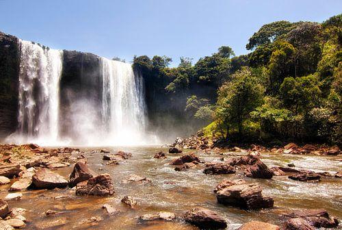 Kama watervallen, Venezuela