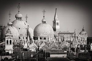 Venetië - San Marco Basiliek van Alexander Voss