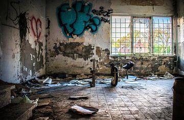 urbex. urban exploring von Lars Mol