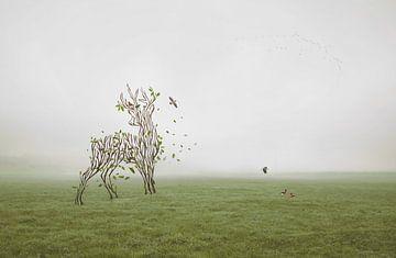 Fading away slowly van Elianne van Turennout