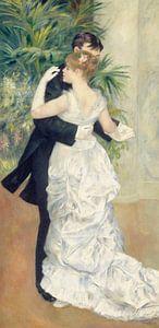 Dans in de stad, Pierre-Auguste Renoir