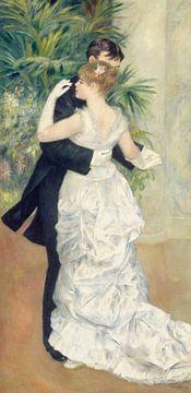 Dance in the City, Pierre-Auguste Renoir