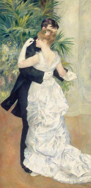 Dans in de stad, Pierre-Auguste Renoir van Meesterlijcke Meesters