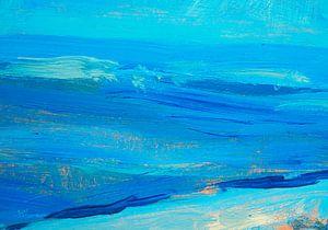 Méditerranéen si bleu, si bleu sur Nop Briex
