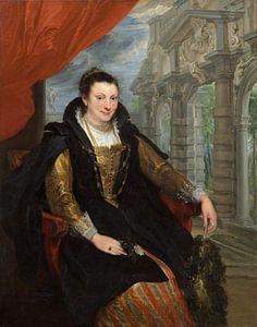 Isabella Brant, Antoon van Dyck