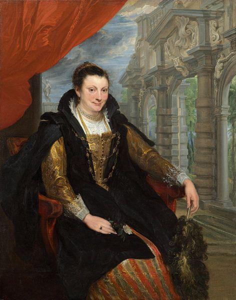 Isabella Brant, Antoon van Dyck von Meesterlijcke Meesters
